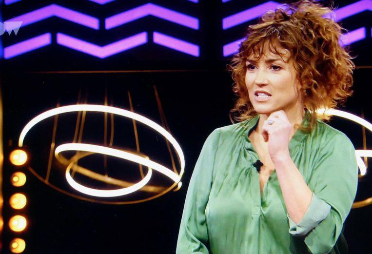 Katja Schuurman, presentator van Goed Fout. Beeld Powned