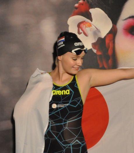 Zwemster Lisa Kruger mag zich weer laten zien bij de Paralympics