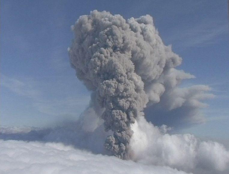 Tien jaar geleden veroorzaakte de IJslandse vulkaan Eyjafjallajokul heel wat ellende in het Europese luchtruim.