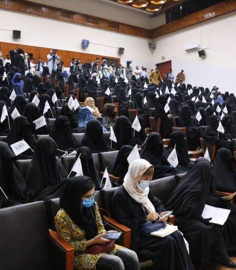 Afghaanse wetenschap vreest ondergang: 'We gaan weer honderd jaar achteruit'