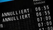 60 vluchten geschrapt sinds start 72 urenstaking bij Germanwings