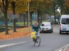 Extra fietsoversteek bij rotonde op Kortenoord Allee