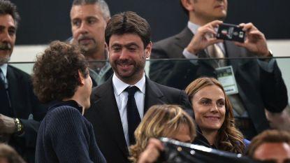 Juventus-voorzitter ontkent banden met maffia