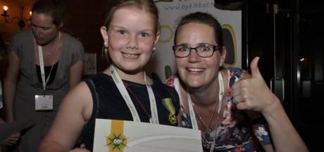 Isé uit Etten-Leur kikkert op van haar rol als ambassadeur bij Opkikker