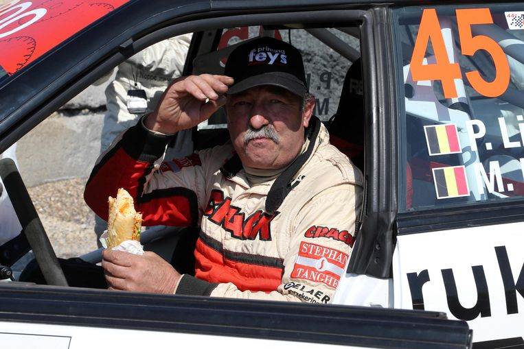 Paul Lietaer komt dit weekend aan de start bij de historics, in de ORC Canal Rally.