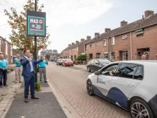 Snelheidscontrole levert geld op voor de straat