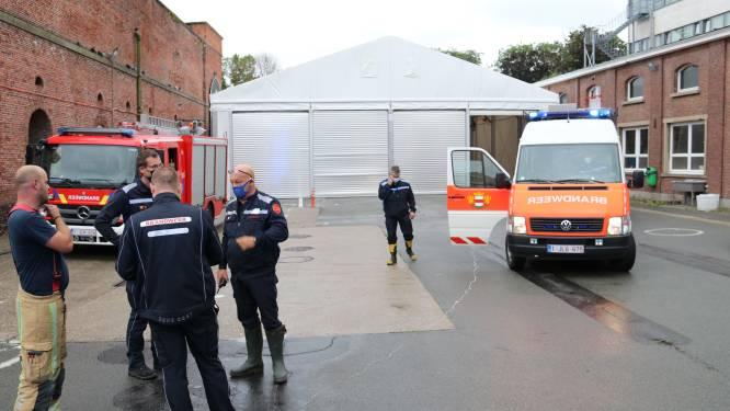 """Brandweerzone Oost stuurt delegatie naar Luik om slachtoffers te helpen: """"Het is onze taak om ondersteuning te bieden"""""""