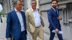 Partijvoorzitters naar Nieuwpoort om voorwaarden sp.a voor deelname aan regering te bespreken
