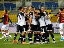 Pellè scoort met prachtige omhaal voor Parma, maar Genoa wint dankzij goals Scamacca