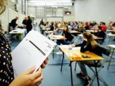 Examens gaan door, extra onvoldoende moet leerlingen aan diploma helpen