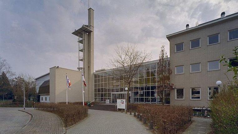 Afbeelding van het gebouw. Beeld Rijksdienst voor het Cultureel Erfgoed
