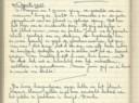 Een fragment uit het dagboek; Deventer werd op 10 april 1945 bevrijd.