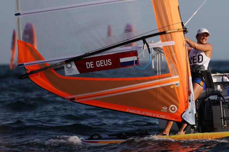 Lilian de Geus Beeld REUTERS