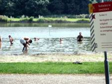 Rijswijkse plas leeggepompt in strijd tegen blauwalg