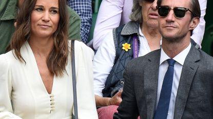 Pippa Middleton kan elk moment bevallen