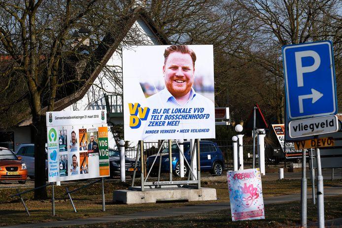 De VVD in Halderberge zoekt input voor het verkiezingsprogramma 2022.