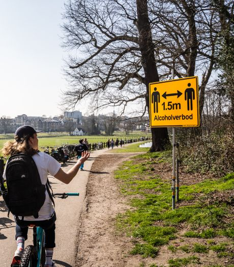 Opnieuw alcoholverbod in Arnhems Park Sonsbeek vanwege 'misdragingen' groepen jongeren