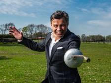Eric Milton uit Heino verlaat boksring voor Koningsconcert in Zwolle