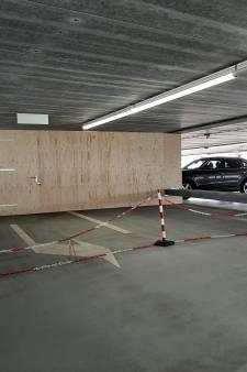 JBZ beveiligt parkeergarage vanwege suïcidepogingen