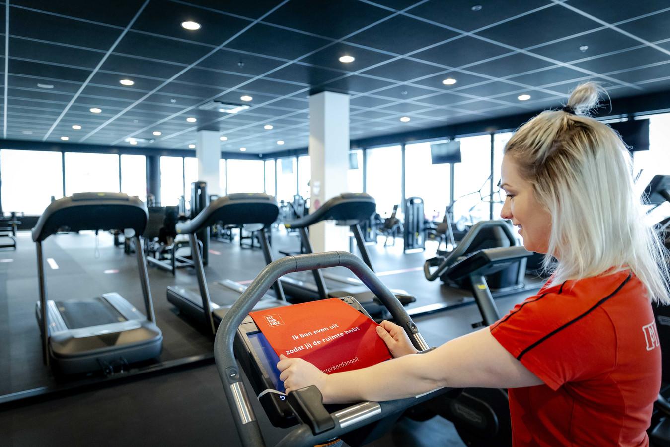 Sportscholen, waaronder Fit For Free, maken zich klaar voor een mogelijke heropening.