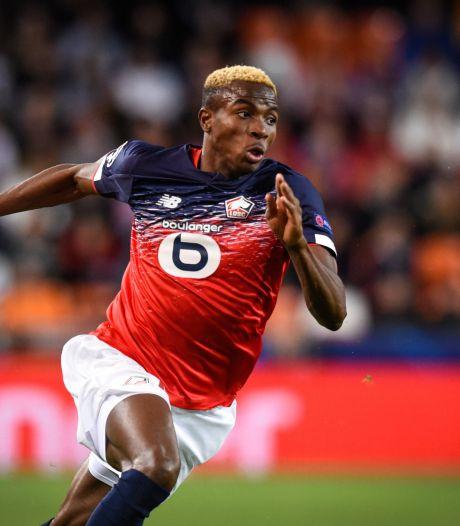 Victor Osimhen élu joueur africain de l'année en Ligue 1
