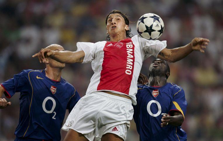 Zlatan Ibrahimovic Beeld anp
