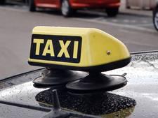 Taxichauffeurs zijn snorders in Breda beu en kondigen wilde staking aan