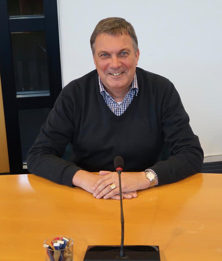 Arnold de Man, fractievoorzitter VVD Hoeksche Waard