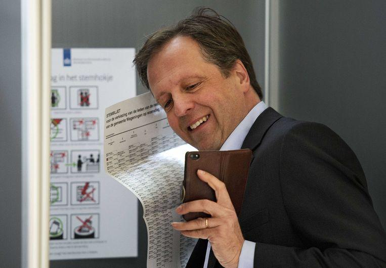 In Nederland is het toegelaten om stemfies te maken.