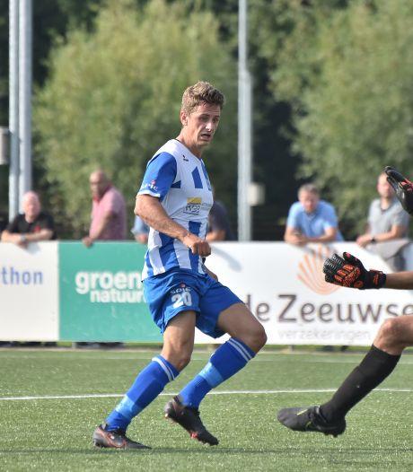 Schalkwijk weet dat derde divisie een vreemde competitie is: 'Iedereen kan van elkaar winnen'