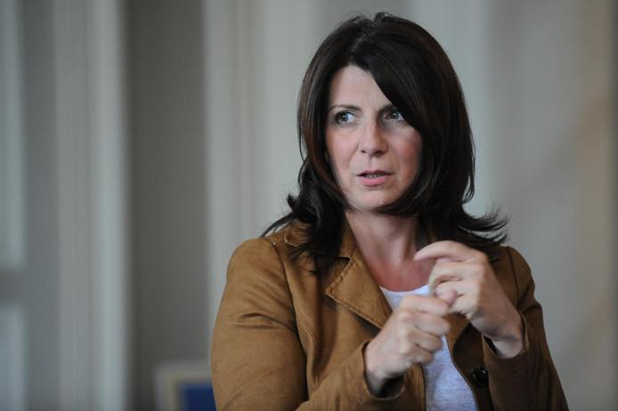 Muriel Targnion, présidente d'Enodia.
