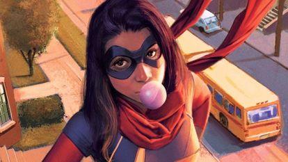 Nieuwe superheldenfilm met moslima op komst bij Marvel