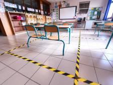 Un cluster à l'école communale d'Ophain, tous les élèves pourront être testés jeudi