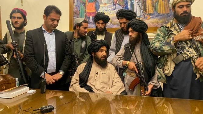 """Dit zijn de kopstukken van """"de Taliban 2.0"""""""