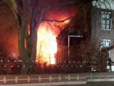 Buren met hoogzwangere dochter op straat na 'hennepbrand' in Velddriel