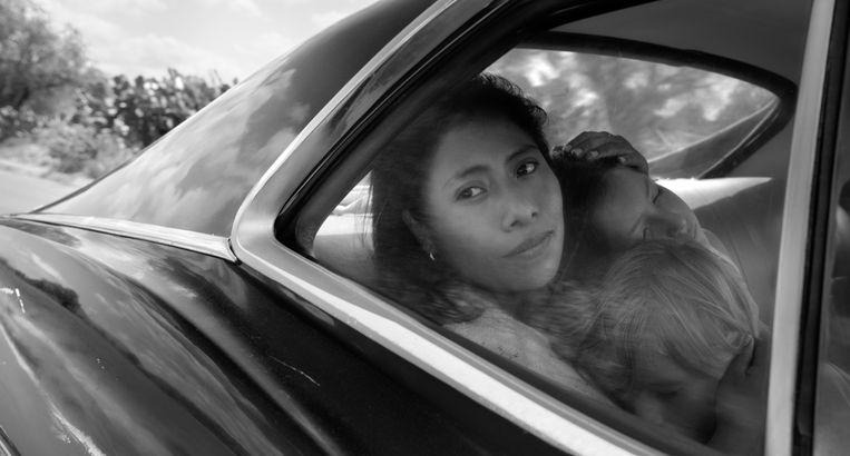 Yalitza Aparicio in 'Roma'. Beeld Image by Alfonso Cuarón