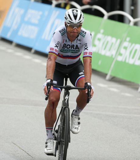 Fin d'une ère: Bora-Hansgrohe confirme le départ de Peter Sagan