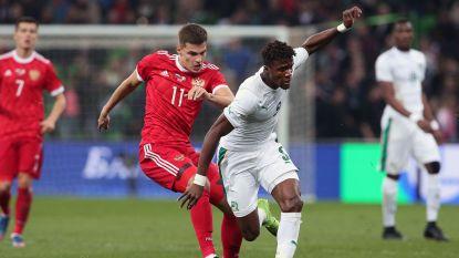 Wilmots ziet Ivoorkust met 0-2 winnen in Rusland
