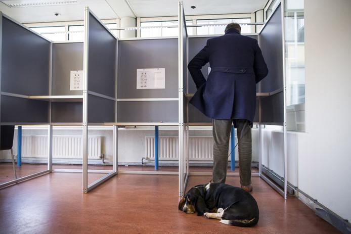 Wanneer En Op Welke Stations In Brabant Kun Je Straks Stemmen Den