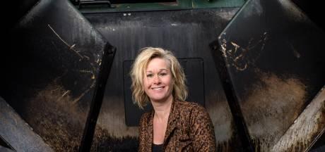 Charlotte Slotman, vrouw in de wegenbouw: 'Ik ben geen bitch en ook geen feminist'