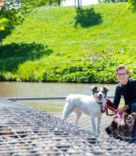 Bas (16) heeft het goed naar z'n zin in Zevenbergschen Hoek: 'Sinds ik hier woon, heb ik een vakantiegevoel'