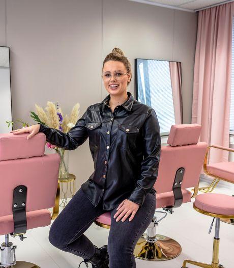 Ze begon als hulpje, nu ligt Marjoleins wenkbrauwserum in 250 winkels en zijn tal van BN'ers fan