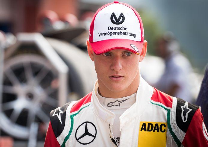 Mick Schumacher.