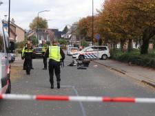 Traumaheli opgeroepen voor aanrijding met fietser op de 1e Wormenseweg in Apeldoorn