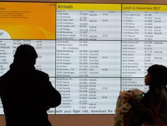 Passagiers moeten nog nachtje op Brussels Airport doorbrengen