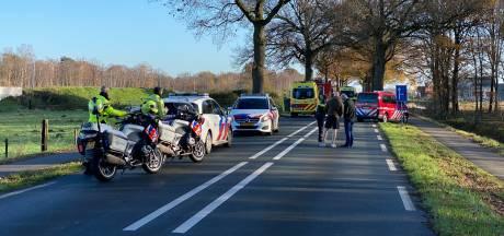 Persoon overleden bij eenzijdig ongeval in Nijverdal
