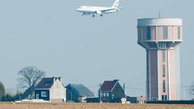 Brussels Gewest eist 770.000 euro boete van de federale overheid voor geluidsoverlast van vliegtuigen