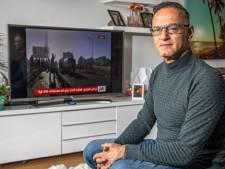 Ook op ruim 3000 kilometer afstand voelen de Palestijnse Khaled en de Joodse Tom de bommen: 'Ik vind het doodeng'