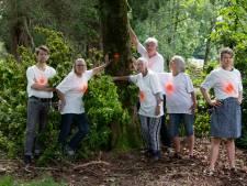 Buurt verbijsterd over kaalslag op landgoed Valkenheide: 'Ze kappen honderden gezonde bomen!'
