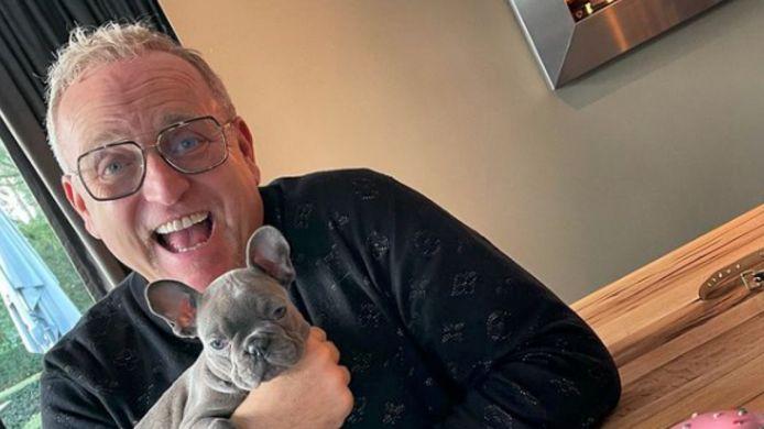 Gordon en zijn Toto.